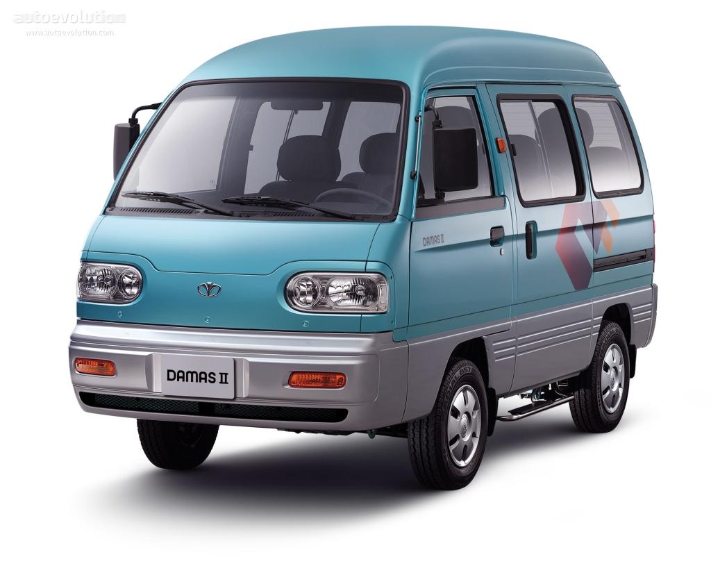 Daewoo Damas II 2003 - 2011 Microvan #7