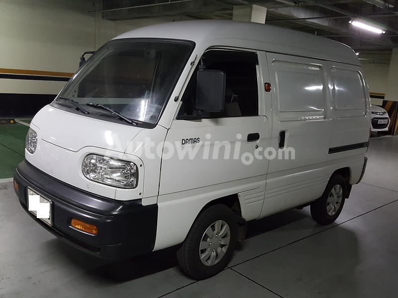 Daewoo Damas II 2003 - 2011 Microvan #3