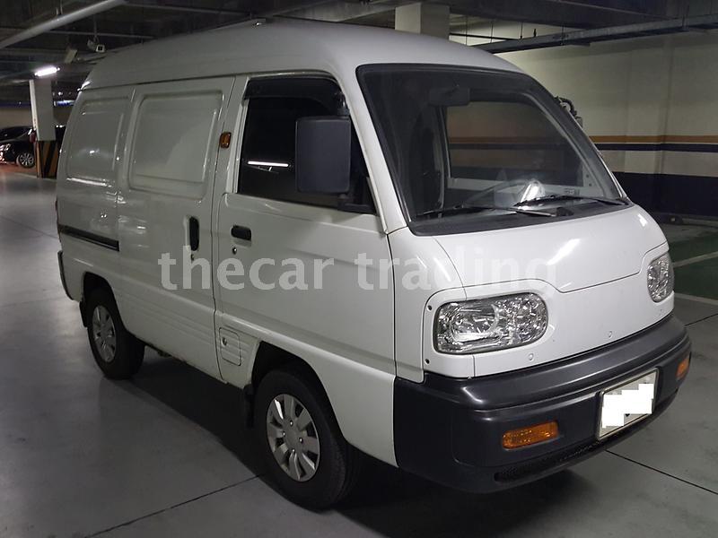 Daewoo Damas II 2003 - 2011 Microvan #5