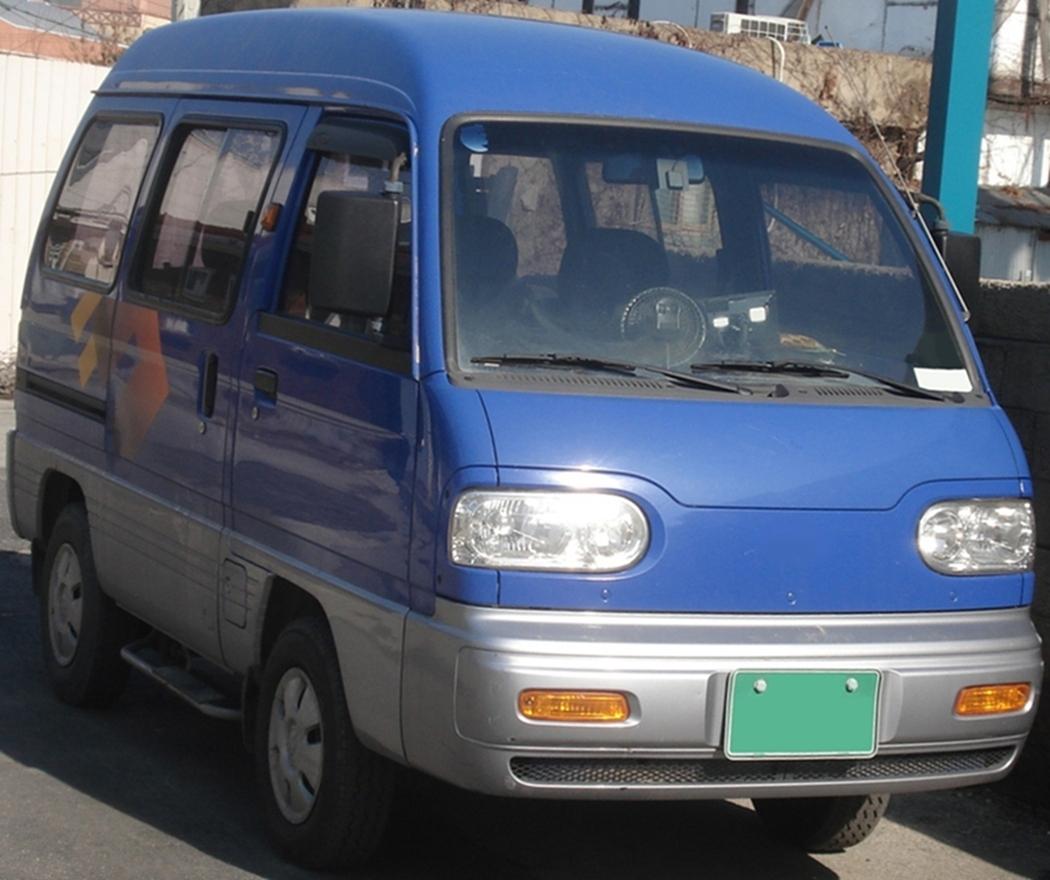 Daewoo Damas II 2003 - 2011 Microvan #8