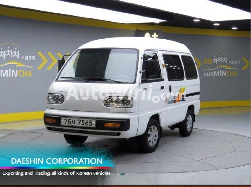 Daewoo Damas II 2003 - 2011 Microvan #4
