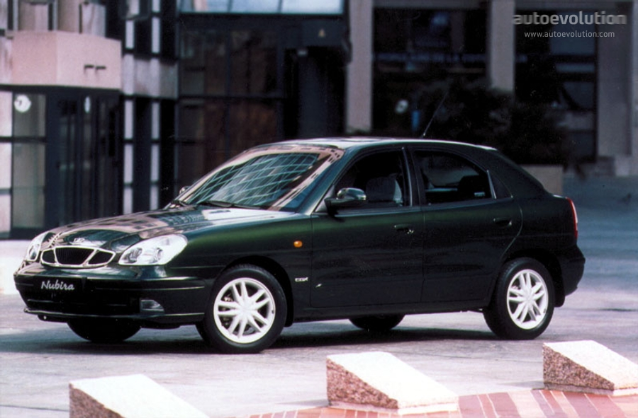Daewoo Nubira III 2003 - 2004 Sedan #3