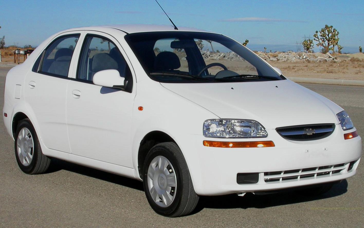 Daewoo Kalos 2002 - 2007 Hatchback 5 door #2