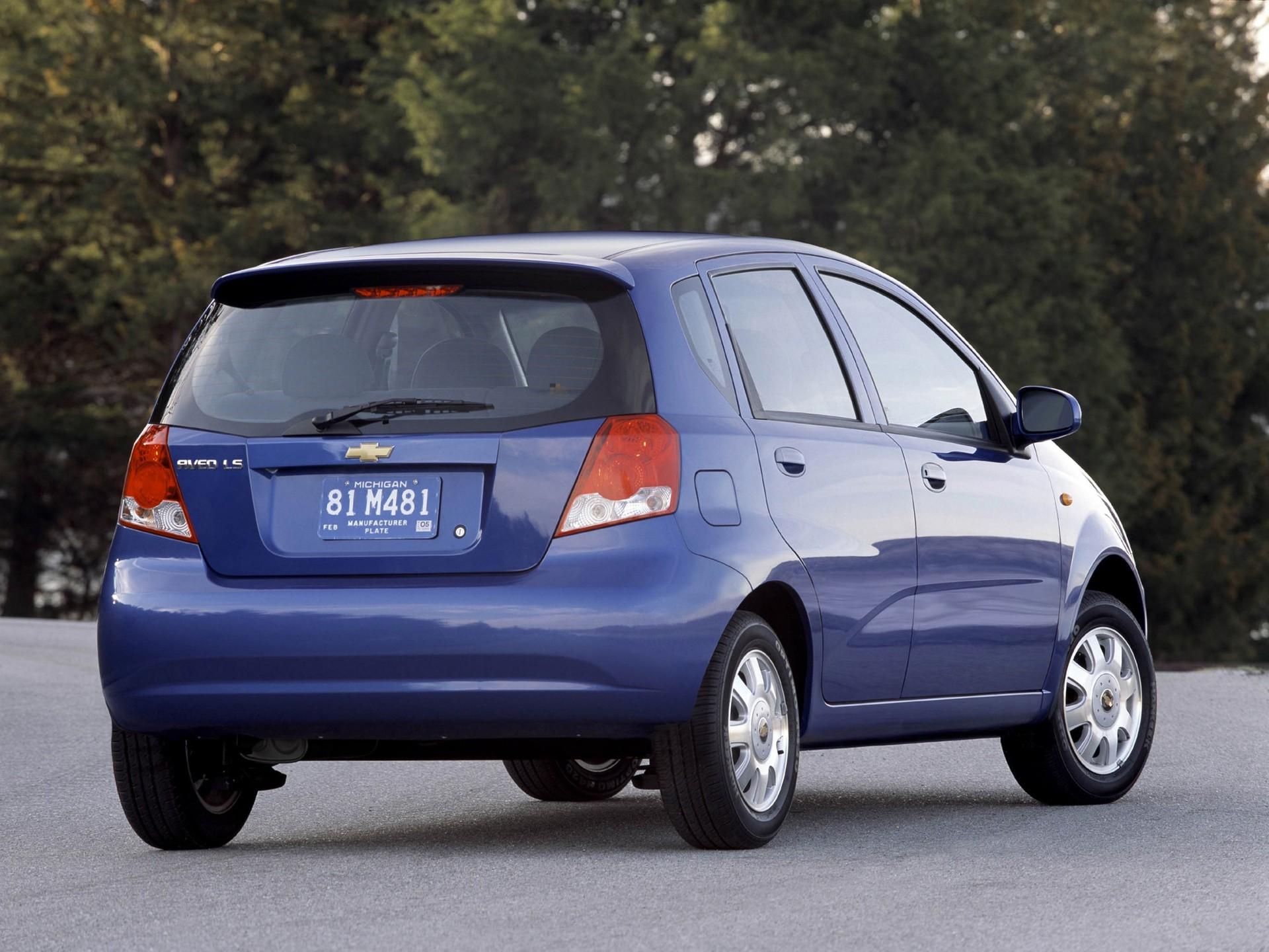 Daewoo Kalos 2002 - 2007 Hatchback 5 door #3