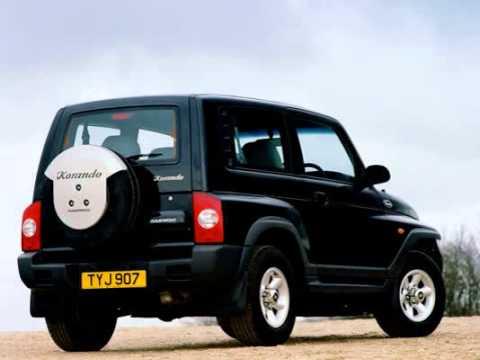 SsangYong Korando I 1983 - 1996 SUV 3 door #2