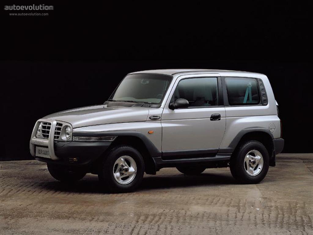 SsangYong Korando II 1996 - 2006 SUV #1
