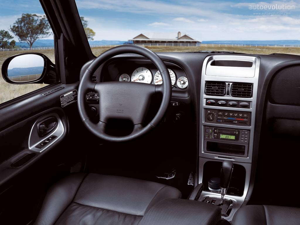 SsangYong Musso I Restyling 1998 - 2006 SUV 5 door #1