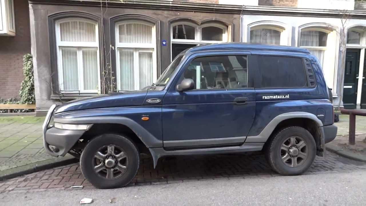 SsangYong Korando II 1996 - 2006 SUV #7
