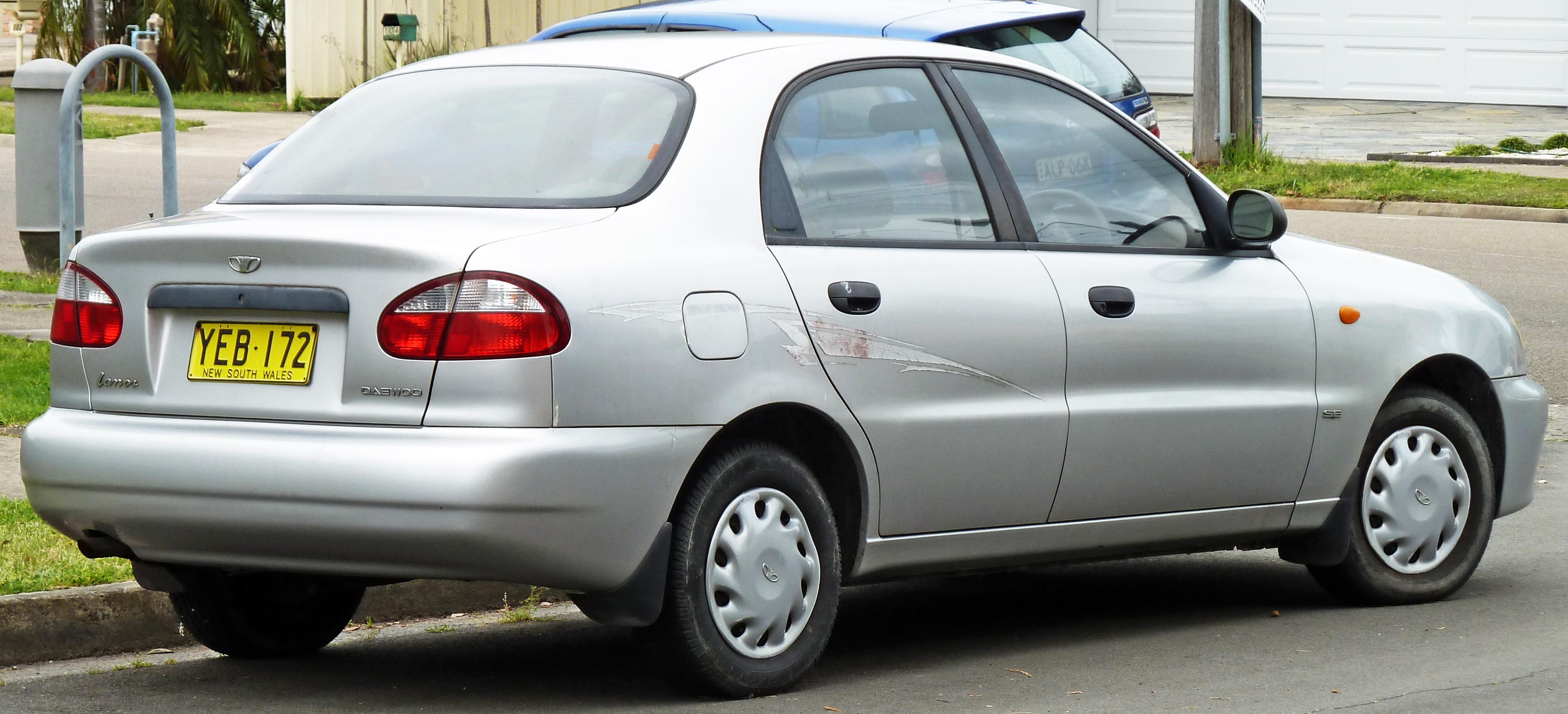 Doninvest Assol 1998 - 2002 Hatchback 3 door #6