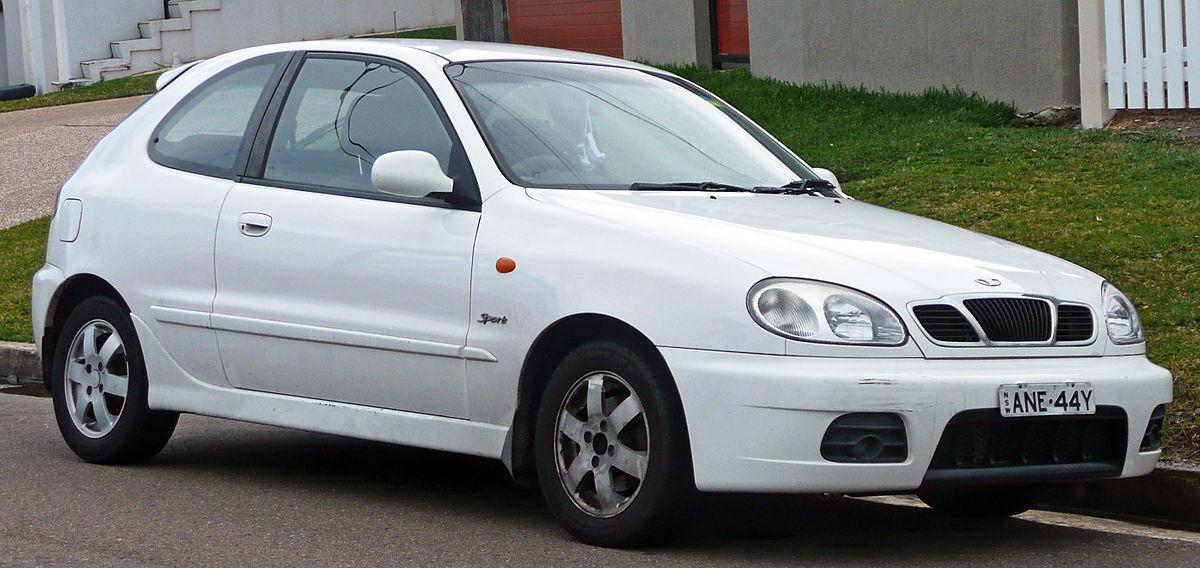Doninvest Assol 1998 - 2002 Hatchback 3 door #8