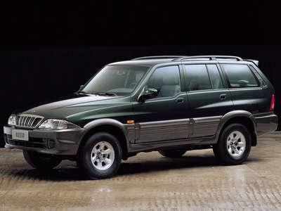 SsangYong Musso I 1993 - 1998 SUV 5 door #2
