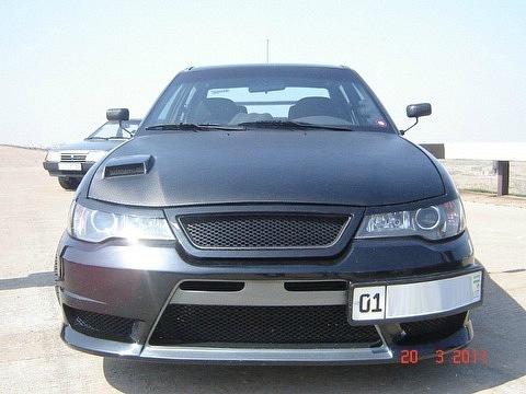 Daewoo Nexia I Restyling 2008 - 2016 Sedan #3