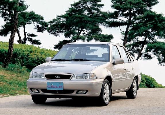 Daewoo Nexia I Restyling 2008 - 2016 Sedan #1
