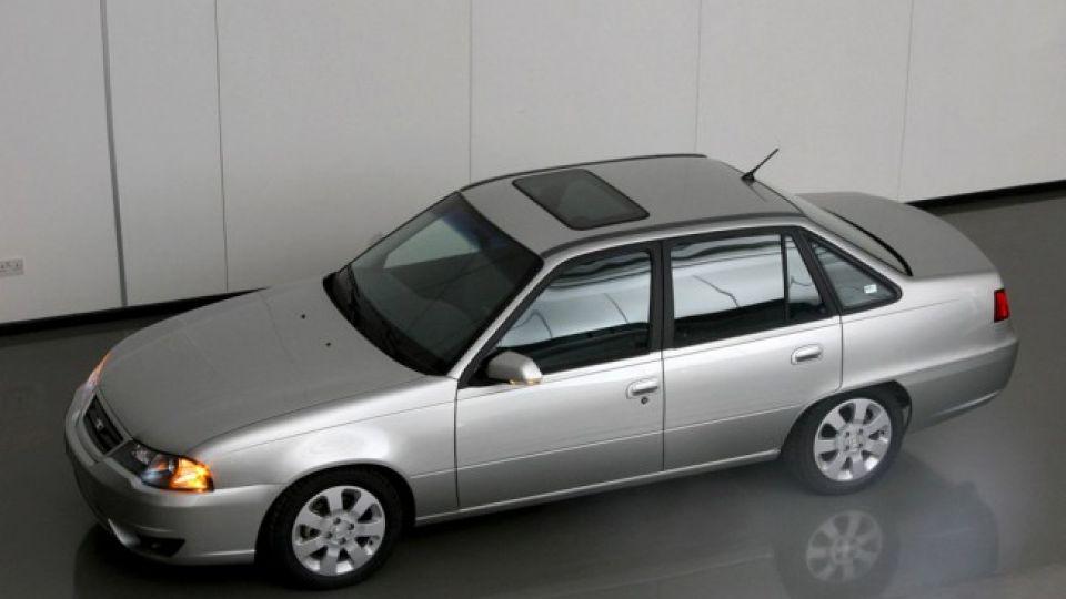 Daewoo Nexia I Restyling 2008 - 2016 Sedan #7