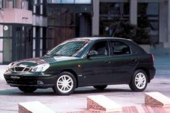 Daewoo Nubira II 1999 - 2003 Hatchback 5 door #4