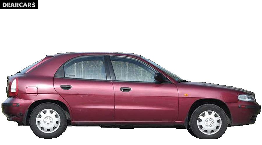 Daewoo Nubira II 1999 - 2003 Hatchback 5 door #3