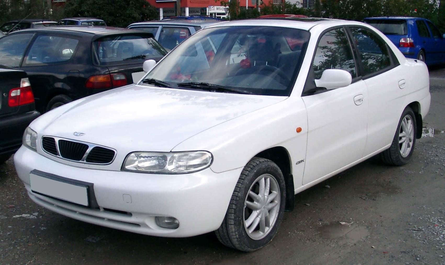 Doninvest Orion 1998 - 2002 Sedan #5