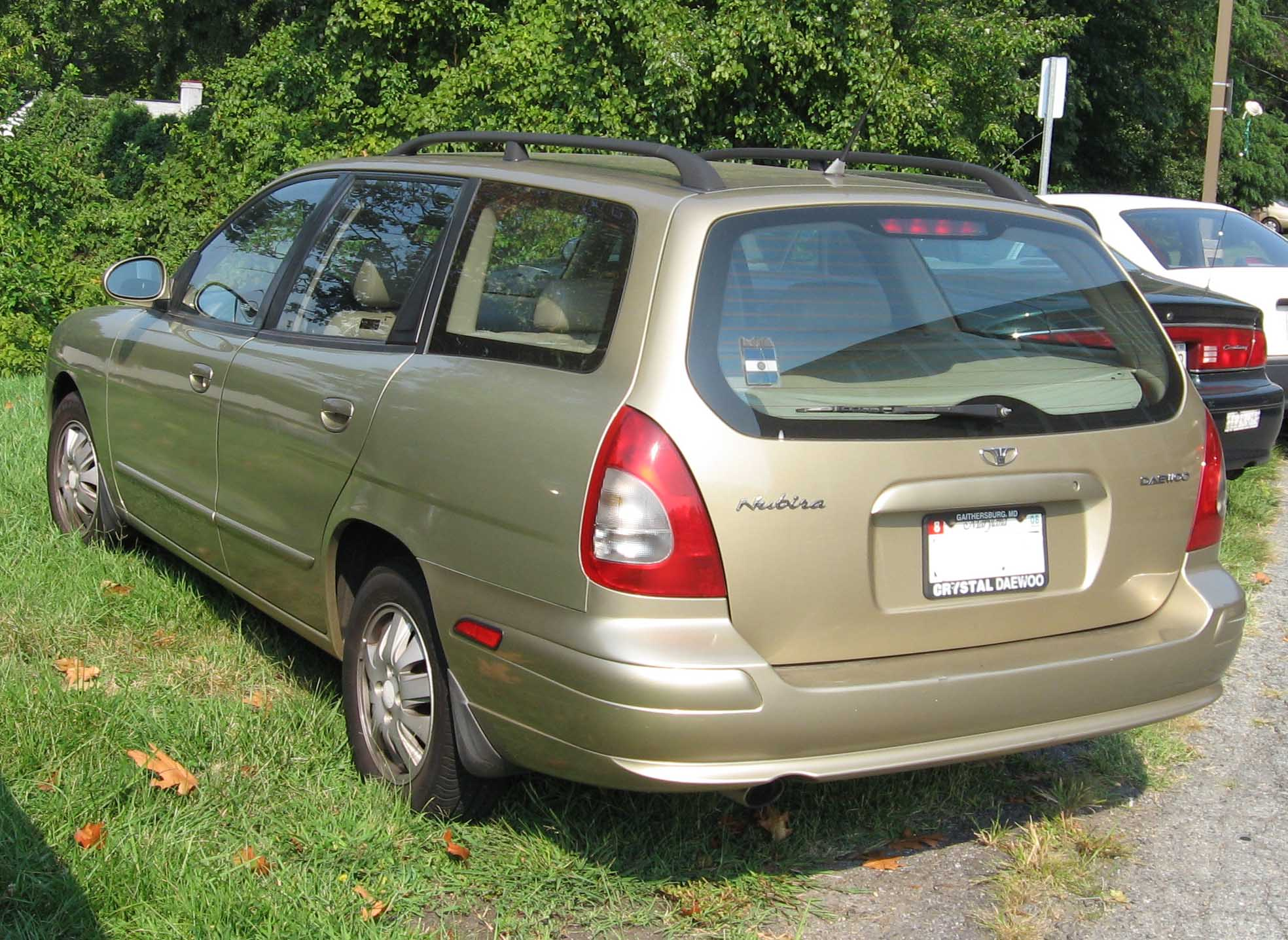 Doninvest Orion 1998 - 2002 Station wagon 5 door #4