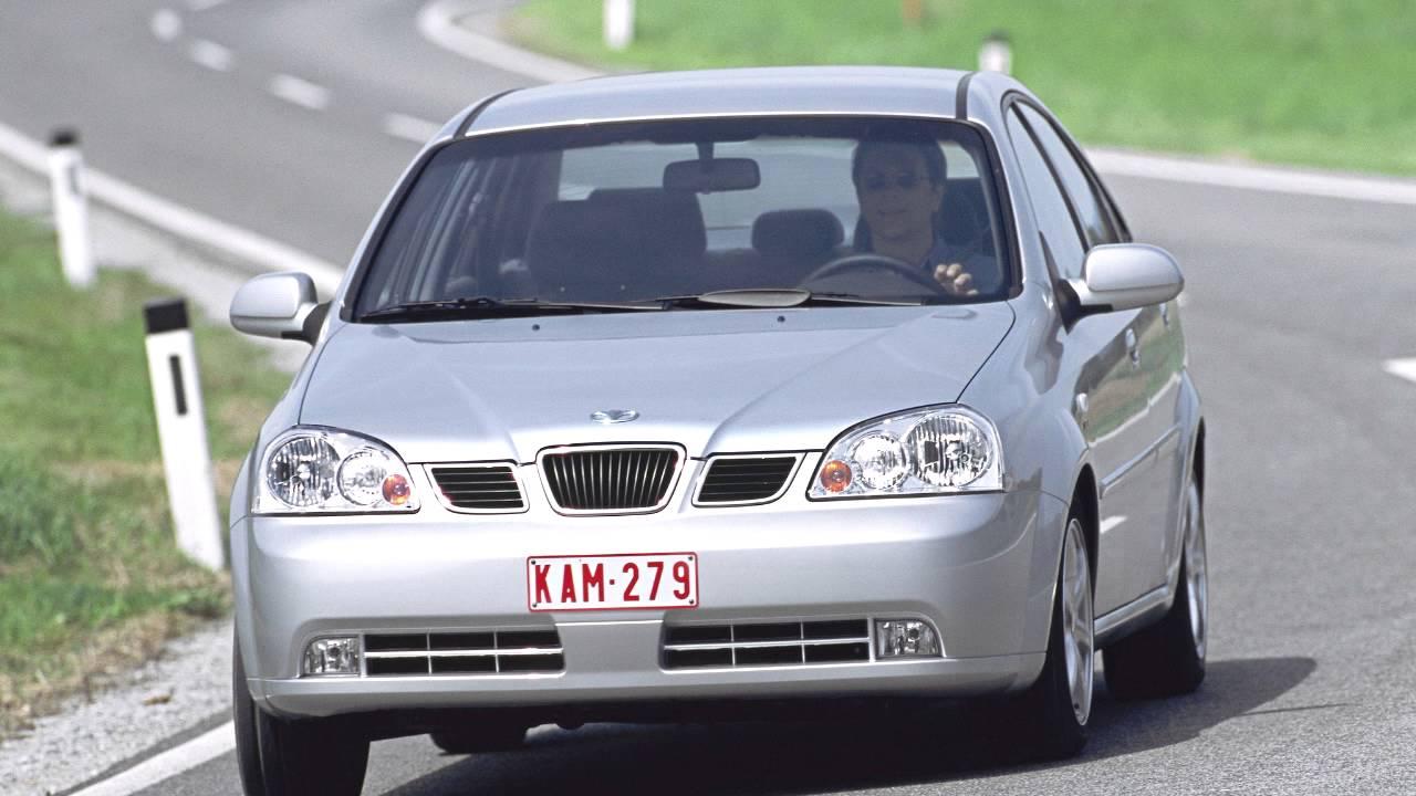 Daewoo Nubira III 2003 - 2004 Sedan #4