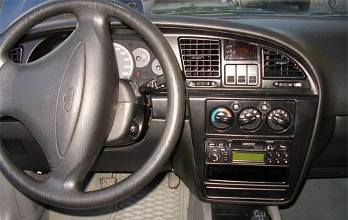 Daewoo Nubira III 2003 - 2004 Sedan #2