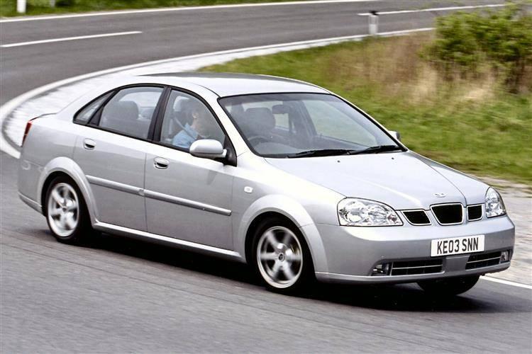 Daewoo Nubira III 2003 - 2004 Sedan #6
