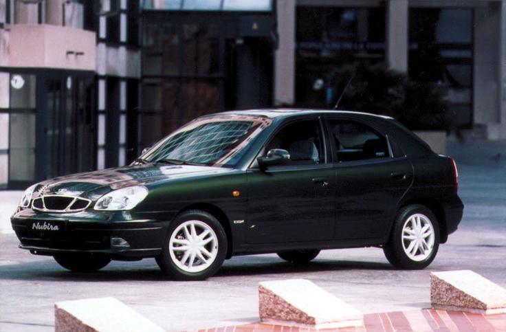 Daewoo Sens I 2002 - 2008 Sedan #6