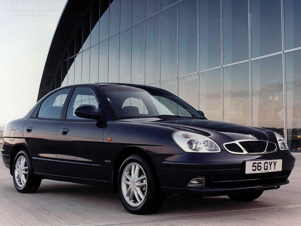 Daewoo Sens I 2002 - 2008 Sedan #5