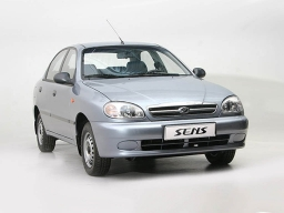 Daewoo Sens I 2002 - 2008 Sedan #1