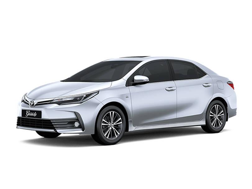 Daihatsu Altis V 2017 - now Sedan #1