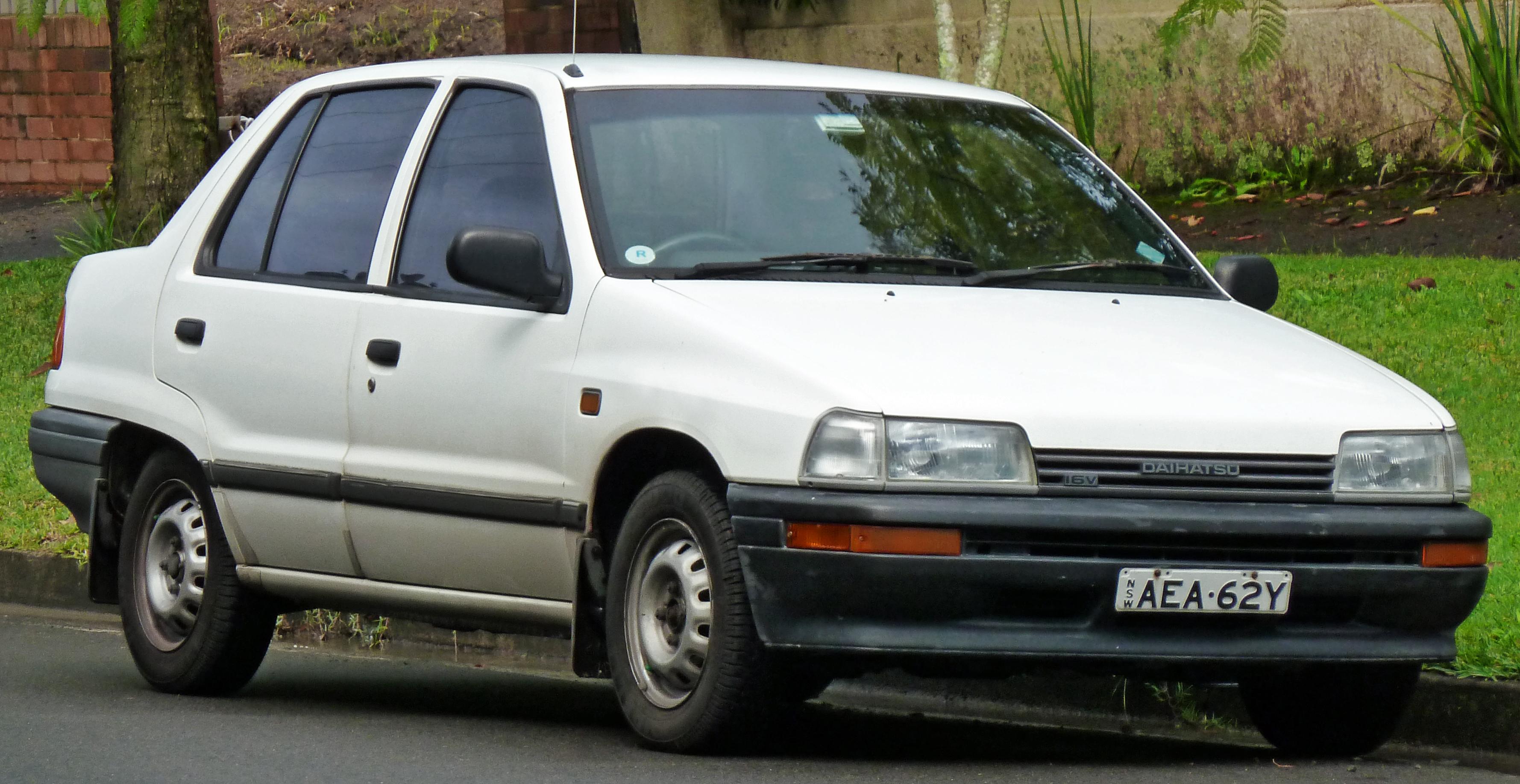 Daihatsu Charade IV Restyling 1996 - 2000 Hatchback 5 door #2