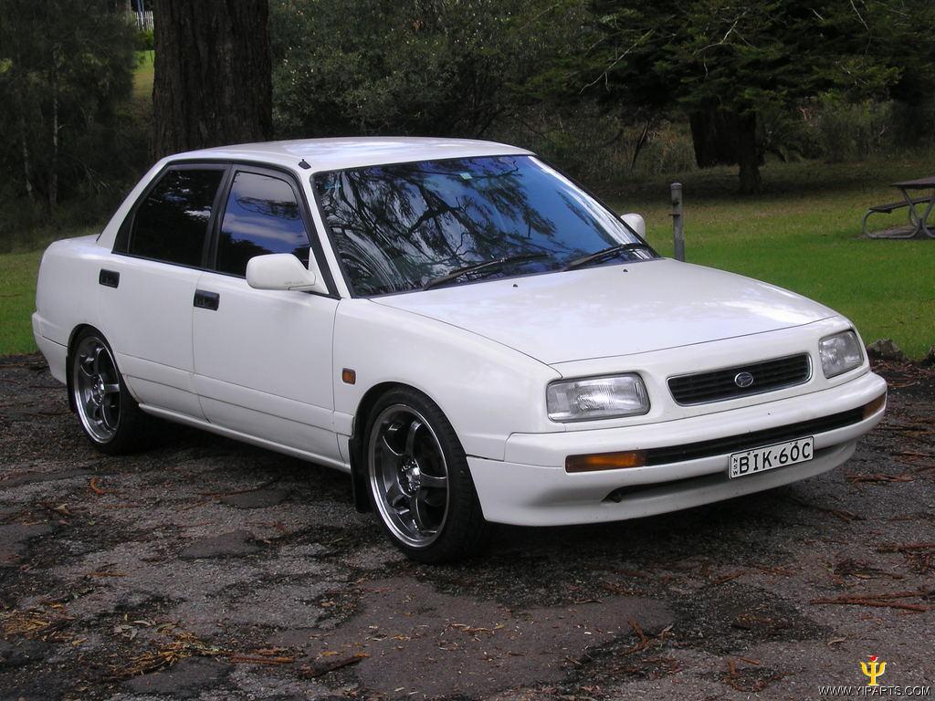 Daihatsu Applause I 1989 - 1997 Liftback #8