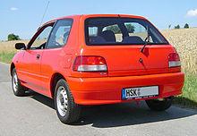 Daihatsu Charade IV Restyling 1996 - 2000 Hatchback 5 door #5