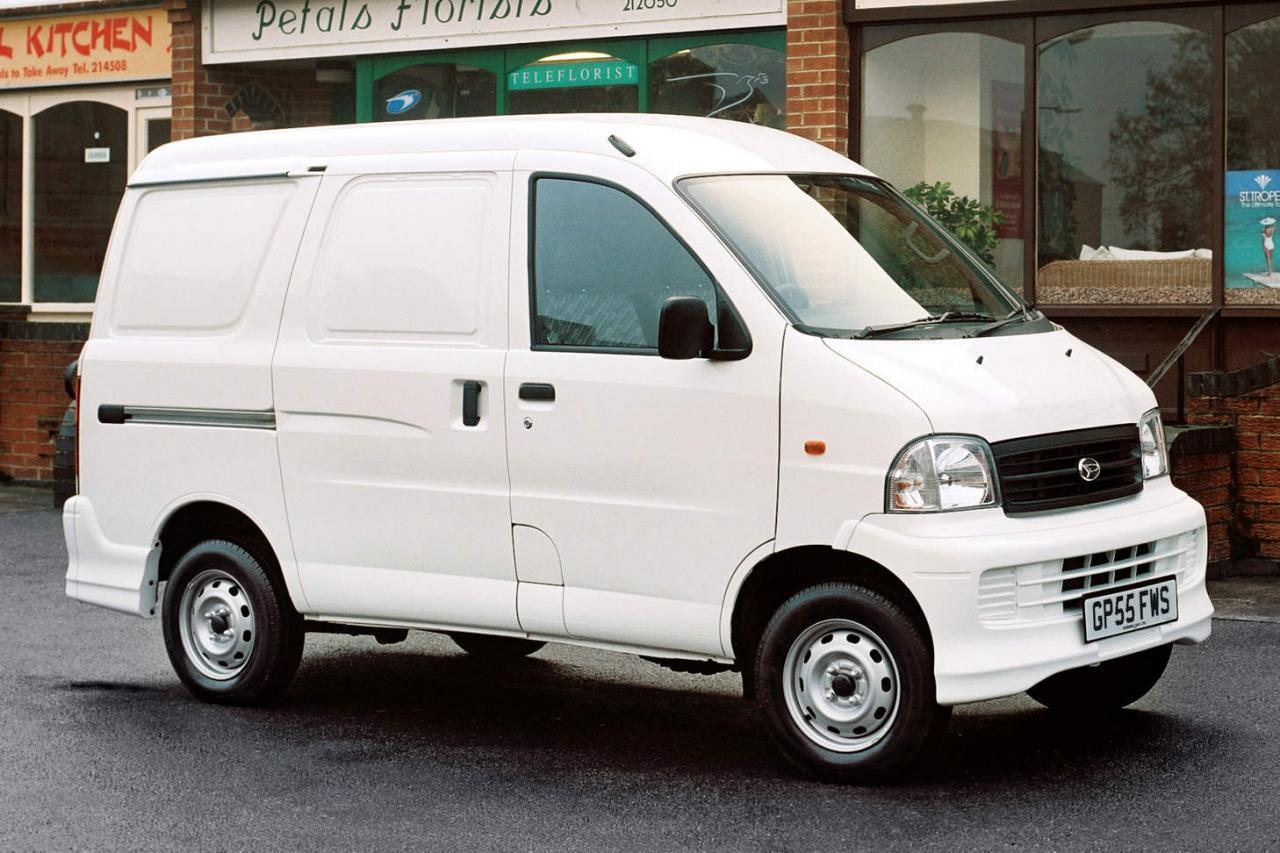 Daihatsu Hijet IX 1990 - 2004 Microvan #2