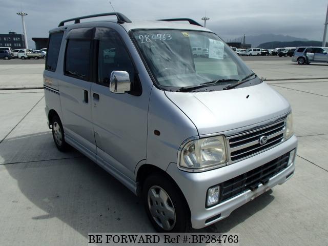 Daihatsu Atrai I 1999 - 2005 Microvan #4