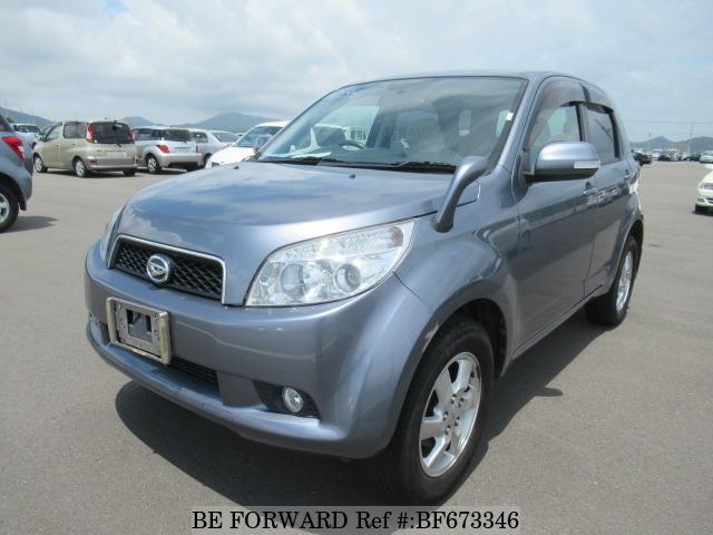 Daihatsu Be-go 2006 - now SUV 5 door #3