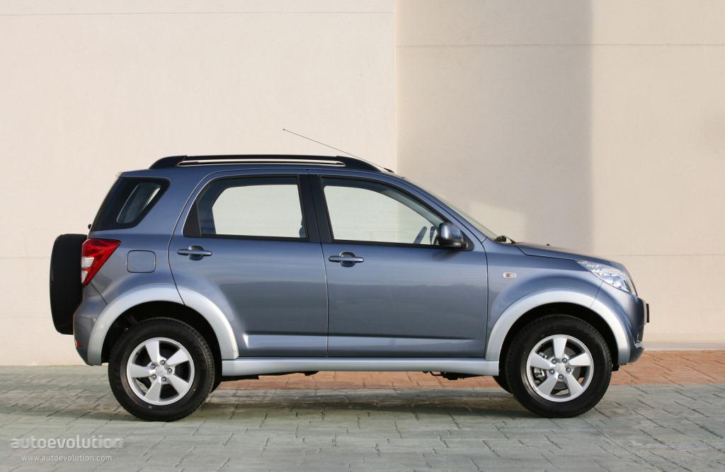 Daihatsu Be-go 2006 - now SUV 5 door #6