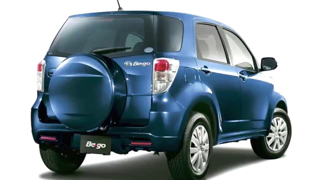 Daihatsu Be-go 2006 - now SUV 5 door #8