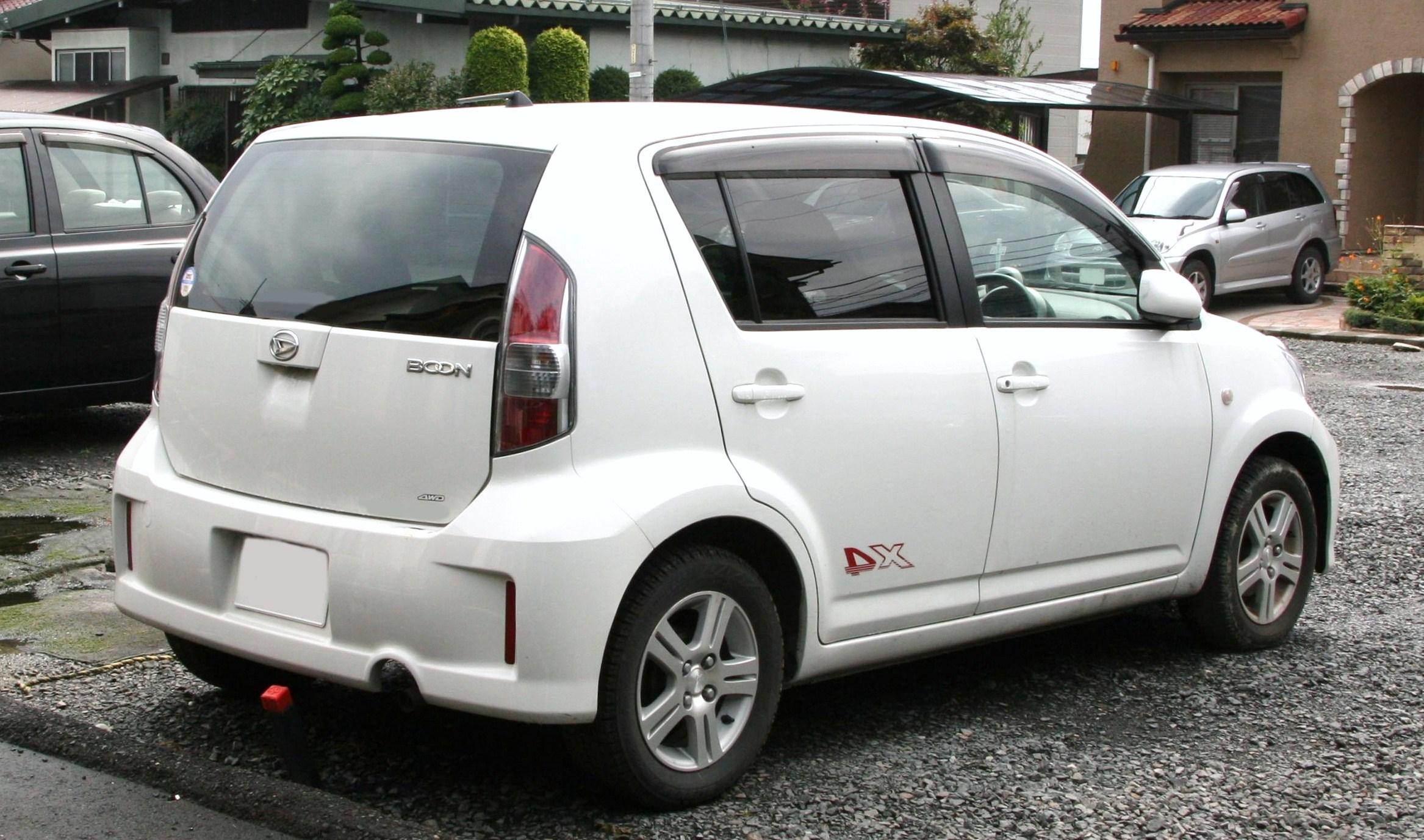 Daihatsu Boon I 2004 - 2010 Hatchback 5 door #2