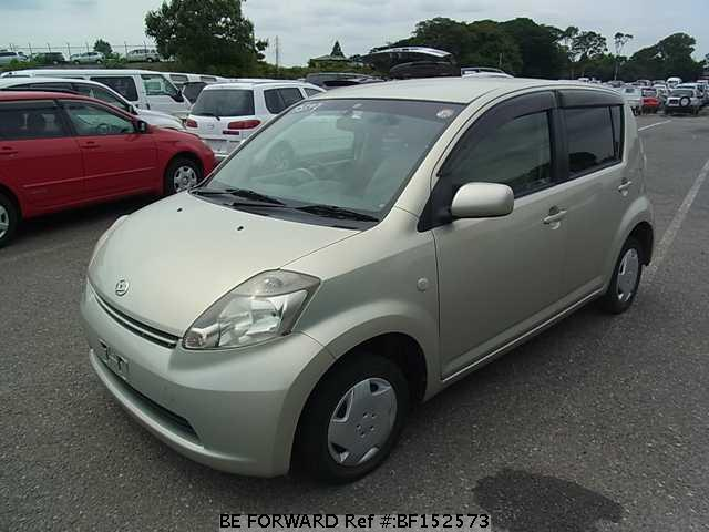 Daihatsu Boon I 2004 - 2010 Hatchback 5 door #1