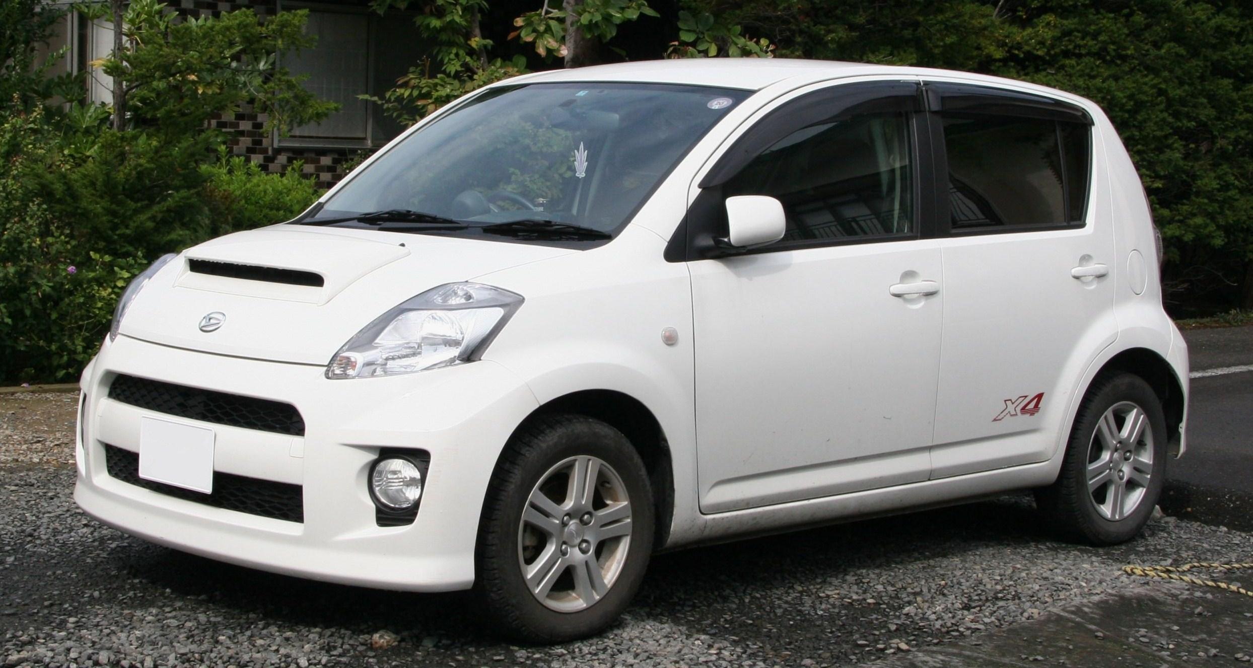 Daihatsu Boon I 2004 - 2010 Hatchback 5 door #5