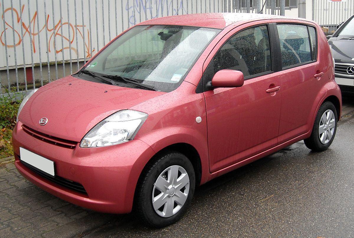 Daihatsu Boon I 2004 - 2010 Hatchback 5 door #8