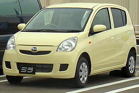 Daihatsu Ceria 2001 - 2006 Hatchback 5 door #8