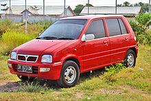 Daihatsu Ceria 2001 - 2006 Hatchback 5 door #7
