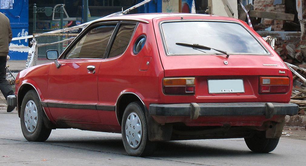 Daihatsu Charade I 1977 - 1983 Hatchback 3 door #3