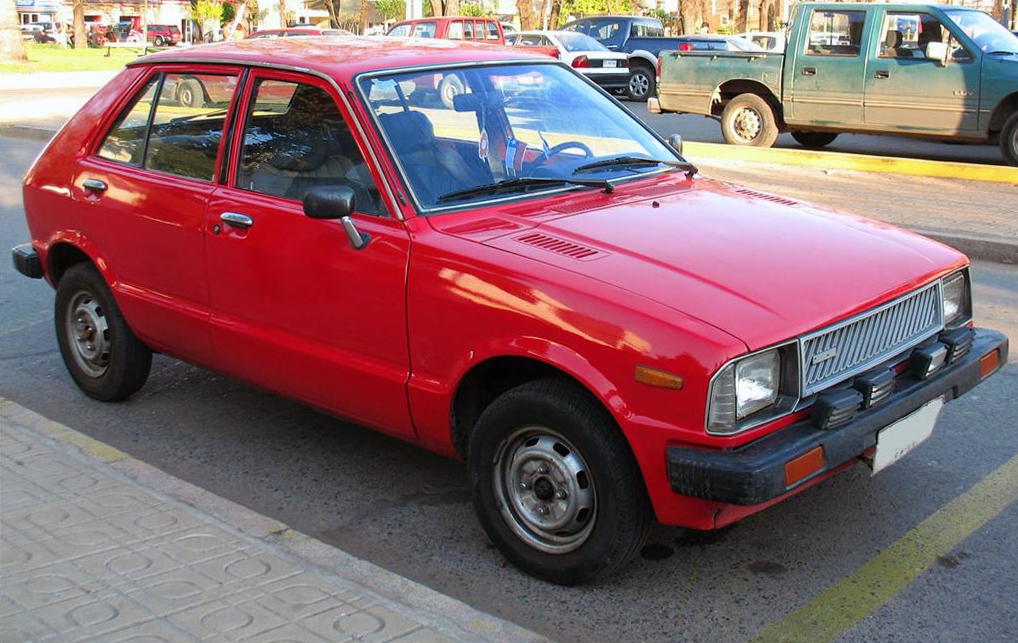 Daihatsu Charade I 1977 - 1983 Hatchback 3 door #5