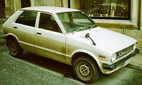 Daihatsu Charade I 1977 - 1983 Hatchback 3 door #8