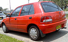Daihatsu Charade IV Restyling 1996 - 2000 Hatchback 5 door #7