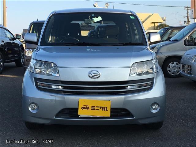 Daihatsu Coo 2006 - 2013 Microvan #3