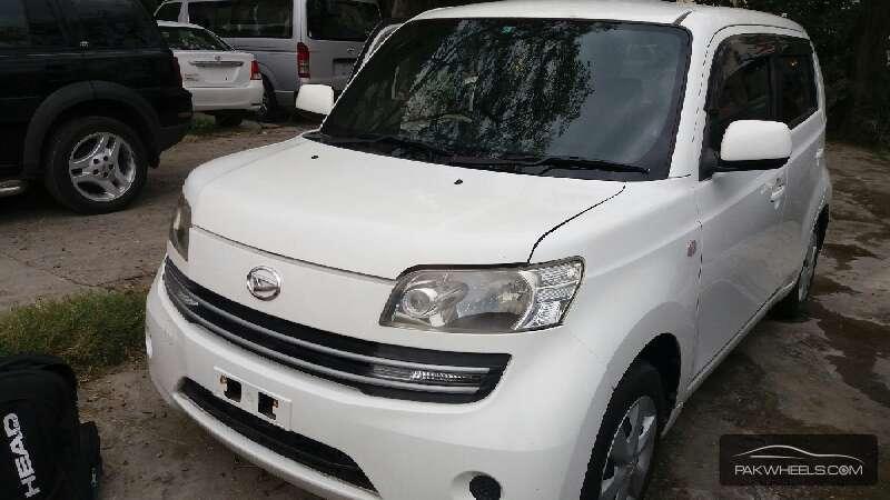 Daihatsu Coo 2006 - 2013 Microvan #6