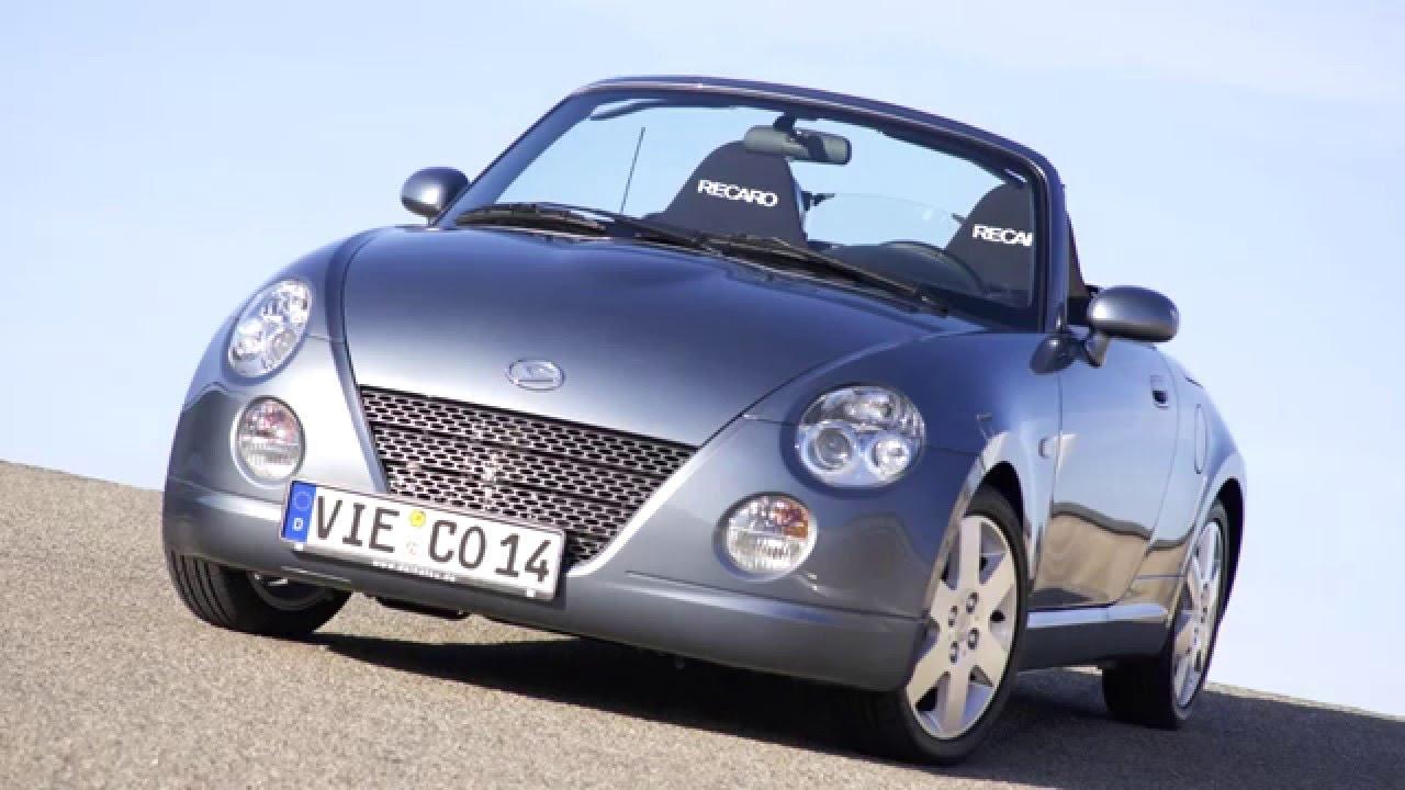 Daihatsu Copen I 2002 - 2012 Roadster #7